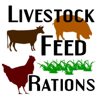 Livestock Feed Rations 5