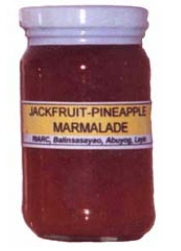jackfruit-pineapple jam