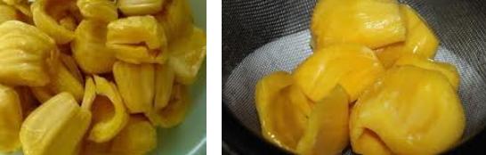 jackfruit candy
