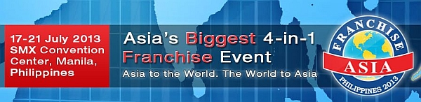 franchise asia phippines expo 2013