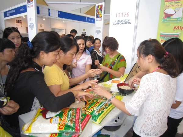 Dona Maria Rice Sold Out in China 4