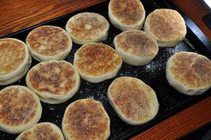 Mmm...English muffins