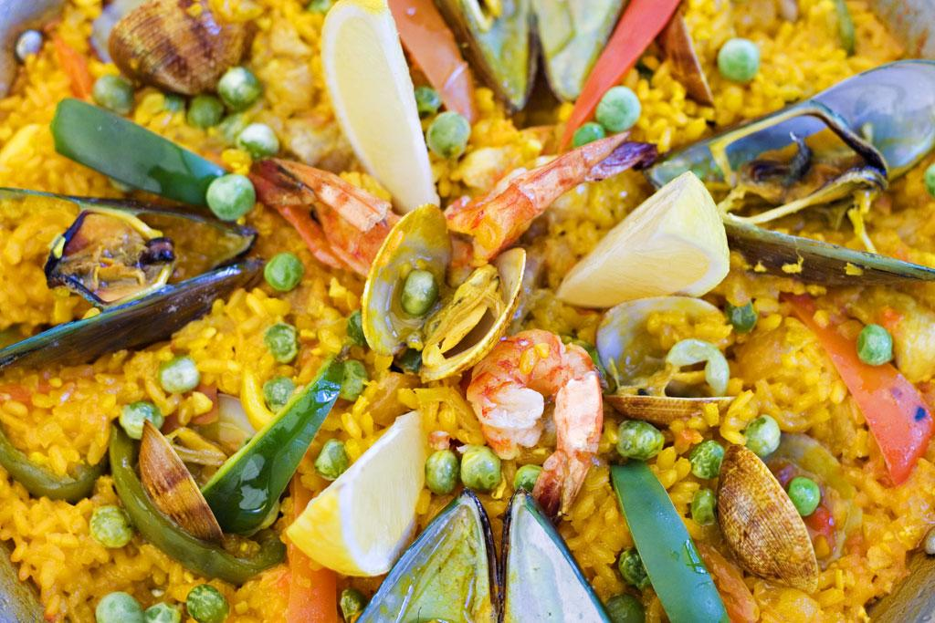 How to Make Paella Valenciana 2