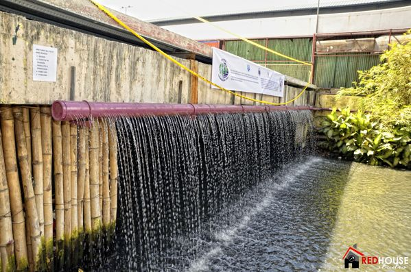First-in-the-world waste water treatment plant turned over to government