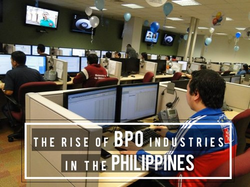 The Rise of BPO Industries in the Philippines 1