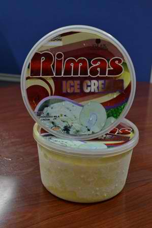 DA Region 5's rimas ice cream set for acceptability trials in Hongkong 1