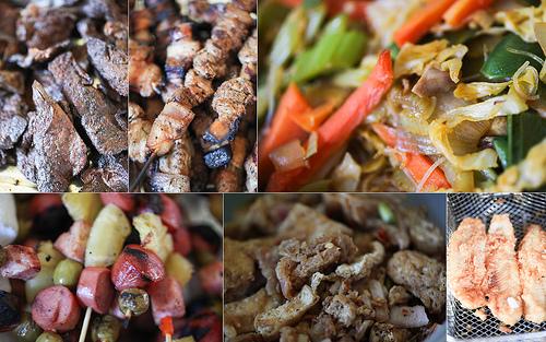 pinoy foods photo