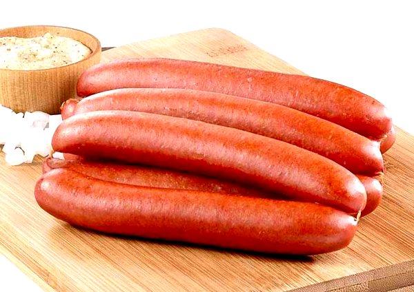 How to Make Beef Frankfurters 1
