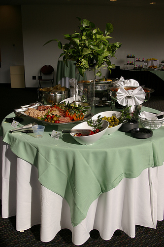 catering business photo
