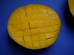 mango puree photo
