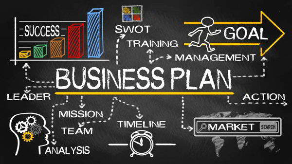 Free Sample Business Plans 1