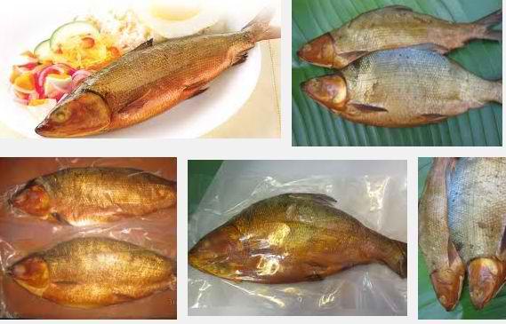 How to Make Tinapang Bangus (Smoked Milkfish) 1