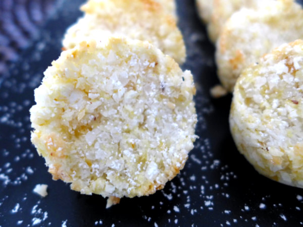 How to Make Cassava Coconut Cookies 1