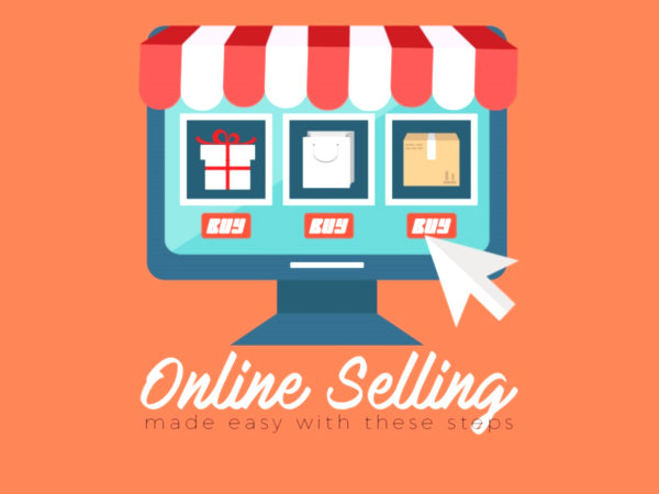 Online Selling Made Easy with These Steps 1