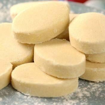 Cassava Polvoron 1