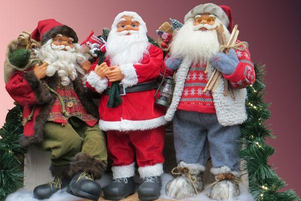 How to Make Santa Claus Figurine 1