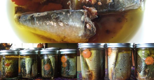 bottled bangus in corn oil