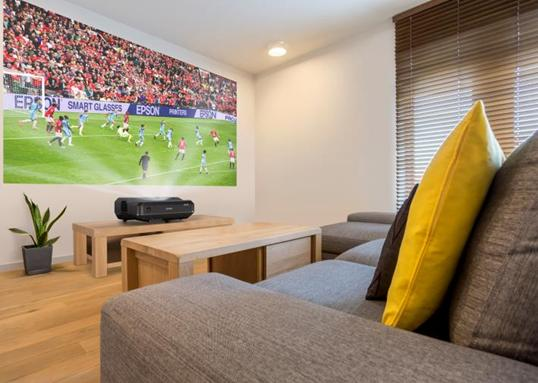 Projector vs Large screen TV – Which is Best for Home Entertainment? 1