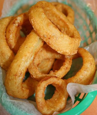 How to Make Onion Rings 1