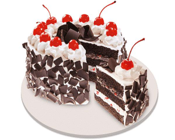 How to Make Black Forest Cake 1