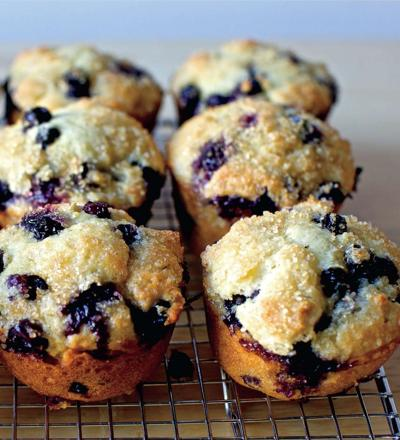 How to Make Blueberry Muffins 1