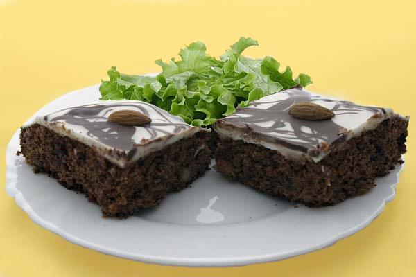 How to Make Cake Brownies 1