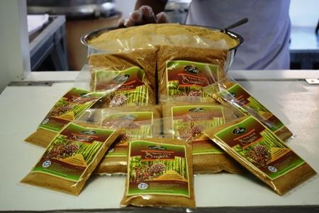 Production of Nipa Palm sugar expanded 1