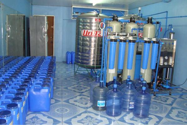 Water Refilling Station Study Business Diary Ph