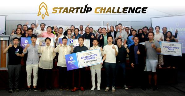Dsion StartUp Challenge 2018 Grand Finals, LineCare reigns! 1