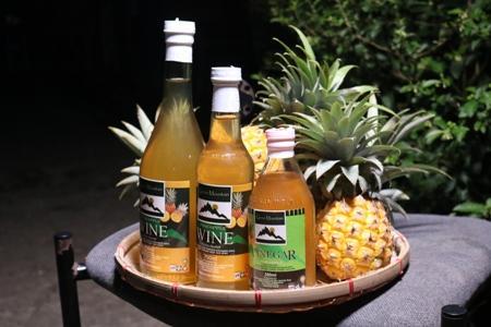 Sweet success from Queen Pineapple vinegar 1