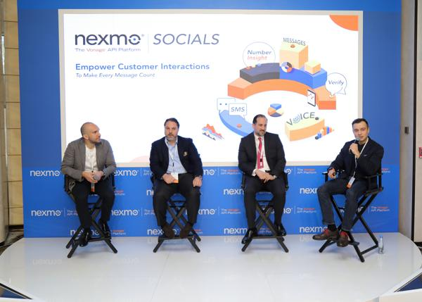 Nexmo, the Vonage API Platform, Delivers Innovative Business Communications Solutions to Dubai 2