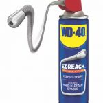 Reach into Tight Spaces with the WD40 EZ 12