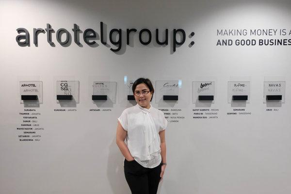 Yulia Maria - Directors of Marketing Communications ARTOTEL Group
