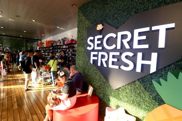 secret fresh