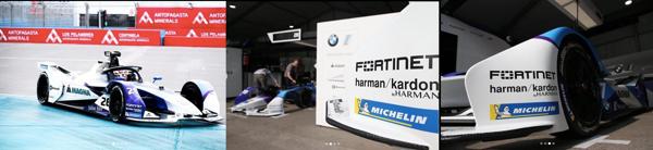Formula Es BMW i Motorsport
