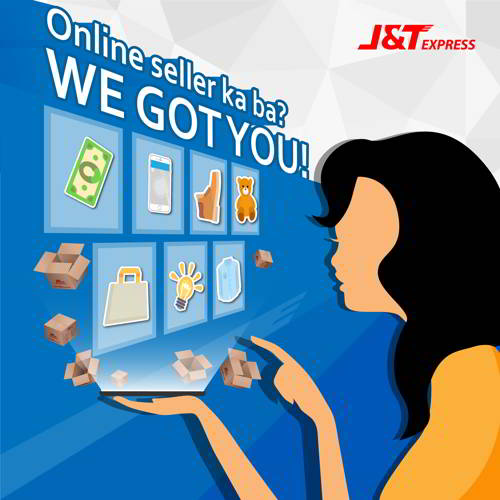 courier partner- J&T express