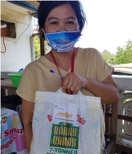 Holcim helps Philippines in Covid-19 fight 1