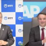 NTT and SAP Deepen Strategic Global Relationship