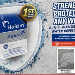 Holcim launches Philippines' first water repellent cement