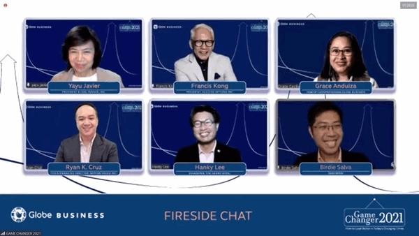 CEO night panelists