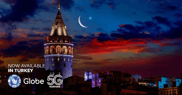 5G roaming in Turkey