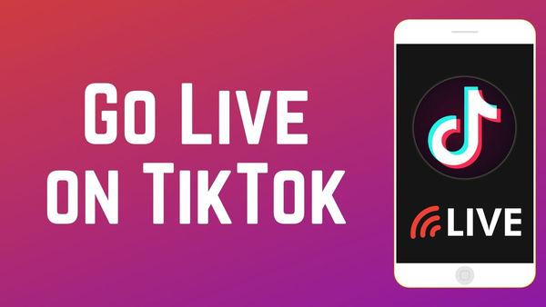 go live streams