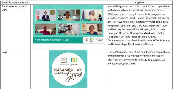 kasambuhay for good